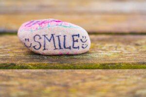Sorridere ti rende felice